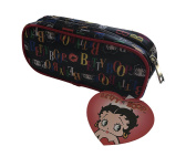Betty Boop Travel Organising Cosmetic Pouch