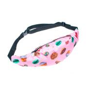 Running Waist Bag, Inkach . Girls Sports Hiking Belt Waist Bag Pouch Fanny Pack with Zipper