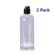 Interesting 100ML PET Plastic Emulsion Cosmetic Empty Gloss Bottle Container Dispenser
