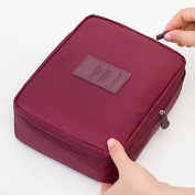 Portable Multifunctional Makeup Cases Cosmetics Organisers Travel Toiletry Bags