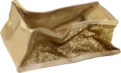 GOLD STARS AND DAZZLE MAKE UP BAG