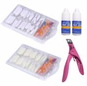 ViewS Nails Tools, 5PC Nail Art Tools