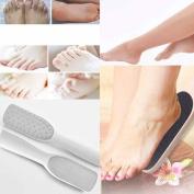 Foot Brush,Enjocho Foot Rub Foot Board Rub Feet Pedicure Exfoliating Care Foot Calluses Dead Skin Tools 2007 New