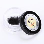 Nibito Individual Black False Eyelash Extension Eye Lashes Makeup Tools