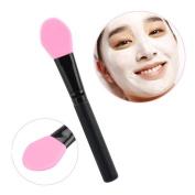 Snowfoller Face Mask Brush Facial Mask Applicator Brush Hairless Professional Mask Mud Brush Tools