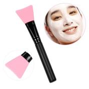 Face Mask Brush, Snowfoller Facial Mask Applicator Brush Hairless Professional Mask Mud Brush Tools