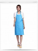 Home Apron High - End Apron Anti - Pollution Work Apron Restaurant Waterproof and Waterproof Apron Beautiful and Practical,D