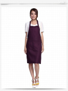 Home Apron High - End Apron Anti - Pollution Work Apron Restaurant Waterproof and Waterproof Apron Beautiful and Practical,G