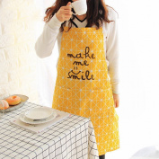 Japanese Cotton Linen Skirt Dressing Clothes Clothing Kitchens Work Clothes Shop Bakery Bakery Aprons Can Be Customised,A
