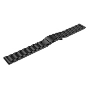 For Garmin Fenix 5 Metal Band,Somoder 22mm Replacement Watch Band for Garmin Fenix 5 - Stainless Steel