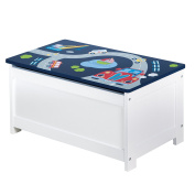 Roba Racers, Children's Furniture Edition in Blue and White, Different For Small Car Enthusiast