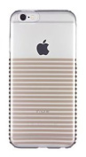 Caseit Inspire Clip-on Hard Shell Case Cover For Iphone 6/6s 12cm - Gold Str