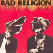 Bad Religion : Recipe For Hate Cd (1996) ***new***