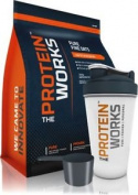 Pure Fine Instant Scottish Oats From The Protein Works™ - 3 Flavs - 1kg-4kg