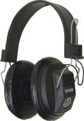 Soundlab Black Stereo Headphones A073a