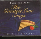 Various Classical(cd Album)panpipes Play The Greatest Love Songs-new