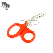 DDP UTILITY SCISSOR ORANGE 7.5