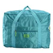 RUNACC Foldable Storage Duffle Bag Portable Travel Bag Lightweight Baggage Bag