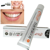 Hunpta Bamboo Charcoal Black Toothpaste Teeth Whitening Cleaning Hygiene Oral Care