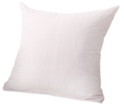 JUNGEN Square Pillowcase Cushion Cover for Home Office Bar Sofa Decoration Pure Colour White