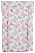 My Babiie Believe Changing Mat - Pink Butterflies From The Argos Shop On