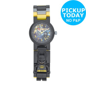 Lego Plastic Batman Watch. From The Official Argos Shop On