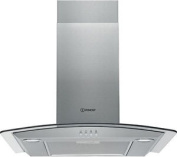 Indesit Ihgc 6.4 Am X Chimney Cooker Hood Stainless Steel