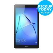 Huawei Mediapad T3 18cm 16gb Tablet - Black. From The Argos Shop On