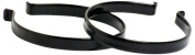 Halfords Bike Bicycle Cycling Ankle Leg Trouser Pants Clips Bands Set - Black