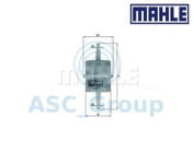 Genuine Mahle Replacement Engine In-line Fuel Filter Kl 63 Of