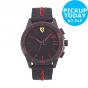 Ferrari Scuderia Ultraveloce Smart Watch. From The Official Argos Shop On