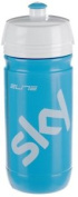 Elite Sky Corsa Team Bike Cycling Sport Hydration Drinks Water Bottle 550ml Blue