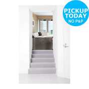 Dreambaby Retractable Gate - Black (fits Gaps Up To 140cm) -from Argos On