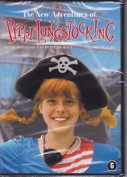 The New Adventures Of Pippi Longstocking (1988) Pal Import, Tami Erin
