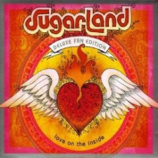 Sugarland : Love On The Inside [deluxe Edition] Cd (2008) ***new***