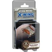Star Wars X-wing Quadjumper Expansion Pack (uk Import) Game New