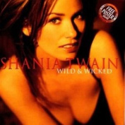 Shania Twain-wild And Wicked-early Years Cd New