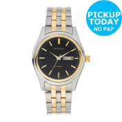 Sekonda Men's Two-tone Day And Date Watch. From The Official Argos Shop On
