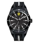 Scuderia Ferrari Mens Red Rev Watch 0830249