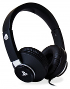 4gamers Ps4 Official Premium Stereo Gaming Headset - Black - From Argos