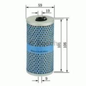 New Genuine Bosch - Oil Filter - 1457429605
