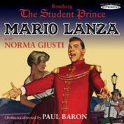 Mario Lanza : The Student Prince Cd ***new***