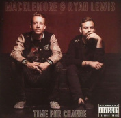 Macklemore & Ryan Lewis : Time For Change Cd ***new***