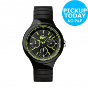 Lacoste Men's Borneo Silicone Strap Watch. From The Official Argos Shop On