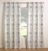 Julian Charles 170cm X 180cm Santorini Lined Curtains, Cornflower