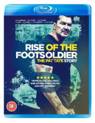 Rise of the Footsoldier 3 - The Pat Tate Story [Region B] [Blu-ray]