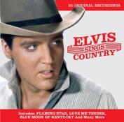 Elvis Presley : Elvis Sings Country Cd ***new***