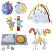 Say Hello Baby Sensory Developmental Activity Play Toys Gyms Rattles From Birth