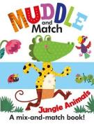 Muddle & Match - Jungle Animals