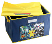 Pokemon Kid's Toy Multipurpose Folding Storage Box
